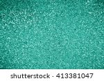 Glitter Turquoise Green...