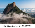 Pedra Da Gavea Mountain Peak ...