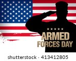 Armed Forces Day Template...