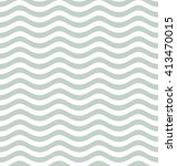 wave pattern. classic pattern.... | Shutterstock .eps vector #413470015