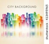 city design. urban illustration.