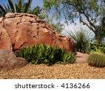 desert plants   Shutterstock . vector #4136266