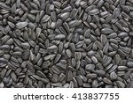 Black Sunflower Seeds. For...