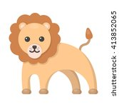 Lion Icon. Lion Icon Vector....