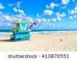 South Beach  Miami  Florida ...