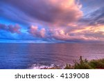 cold and hot mixed colors of a... | Shutterstock . vector #4139008