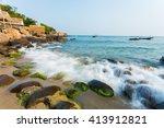Son Tra Island Near Hai Van...