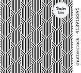 vector pattern. repeating... | Shutterstock .eps vector #413918395