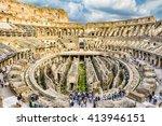Rome   April 2  2016   Interior ...