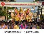 samut prakan thailand april 24... | Shutterstock . vector #413950381
