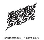 graphic vector design for... | Shutterstock .eps vector #413951371