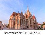 St. Matthias Church In Buda...