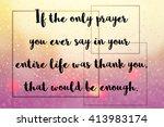 inspiration motivational life... | Shutterstock . vector #413983174