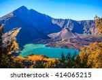 Tropical Panorama View Of...