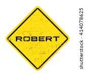 Robert sign