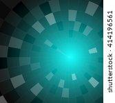 virtual tecnology vector... | Shutterstock .eps vector #414196561