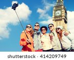 tourism  travel  people ... | Shutterstock . vector #414209749
