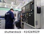st. petersburg  russia   april... | Shutterstock . vector #414269029