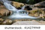 Waterfall  Of Sallent