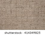linen canvas structure  canvas... | Shutterstock . vector #414349825