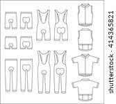 sport bike wear vector...   Shutterstock .eps vector #414365821