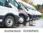 transporting service company.... | Shutterstock . vector #414369601