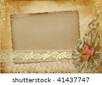 card for invitation or