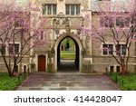 Princeton, New Jersey - April, 2016: Princeton University is a Private Ivy League University in New Jersey, USA.