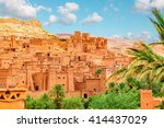 Kasbah Ait Ben Haddou In The...