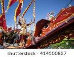 semporna sabah malaysia   apr...   Shutterstock . vector #414500827