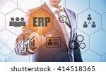 business  technology  internet...   Shutterstock . vector #414518365