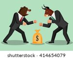 bull vs bear on the stock