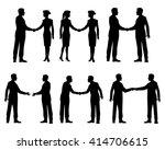 vector illustration of a... | Shutterstock .eps vector #414706615
