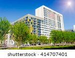 building  buying or selling... | Shutterstock . vector #414707401