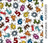 Happy Cartoon Numbers...