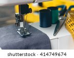 Sewing Machine And Item Of...