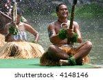 polynesian cultural center  hi  ... | Shutterstock . vector #4148146