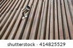led light spotlight for... | Shutterstock . vector #414825529