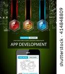 app development infpgraphic...