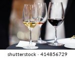 wine tasting   Shutterstock . vector #414856729