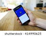 lendelede  belgium   may 02th... | Shutterstock . vector #414990625