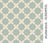 elegant antique background... | Shutterstock .eps vector #415039531