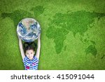 Earth Day  Ecological Friendly...