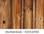 Natural old wood - stock photo