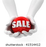 sale offer | Shutterstock . vector #41514412