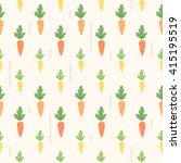 vector seamless pattern with... | Shutterstock .eps vector #415195519