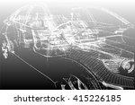 vector car illustration. car... | Shutterstock .eps vector #415226185