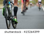 cycling competition view from... | Shutterstock . vector #415264399
