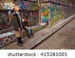 melbourne  australia september...   Shutterstock . vector #415281001