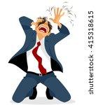 vector illustration of a... | Shutterstock .eps vector #415318615
